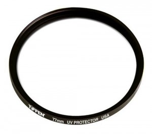 4.Tiffen 77mm UV Protection Filter