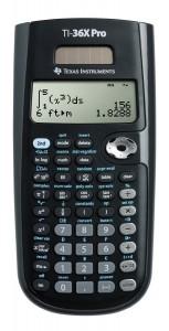 1. Texas Instruments TI-36X Pro Engineering and Scientific Calculator