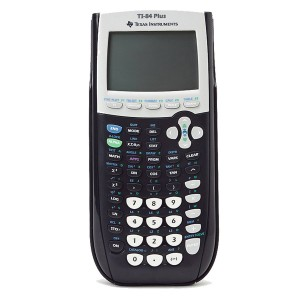 2. Texas Instruments TI-84 plus Graphing Calculator
