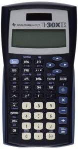 6. Texas Instruments TI-30X IIS 2-Line Scientific Calculator