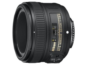 7. Nikon AF-S FX Fixed Zoom Lens with Auto Focus for Nikon DSLR Cameras