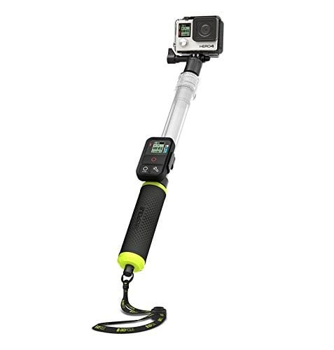4.Top 10 Best GoPro Selfie Sticks with Remote Review in 2016