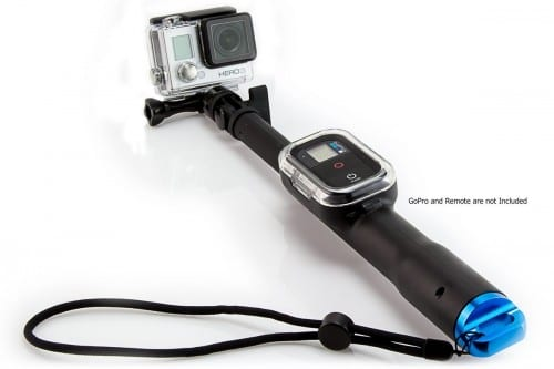 8.Top 10 Best GoPro Selfie Sticks with Remote Review in 2016