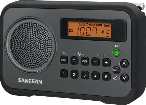9.List 10 Best Portable Radios Reviews in 2016