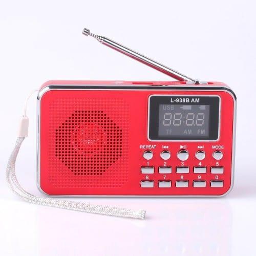 7.List 10 Best Portable Bluetooth Speaker with FM-radio Reviews