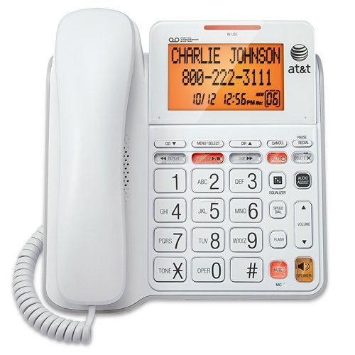 Top 10 Best Corded Telephones Reviews